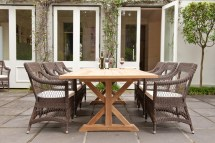 Malibu Dining Chair Stellar - Couture Outdoor