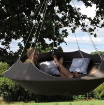 Cozy Modern Swing Hammock - Couture Outdoor