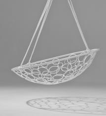 Lily Modern Hanging Swing Chair - Couture Outdoor