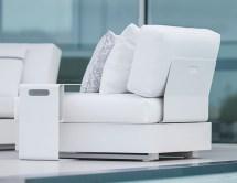 Ari 2 Seater Removable Modular Platform Sofa Urban