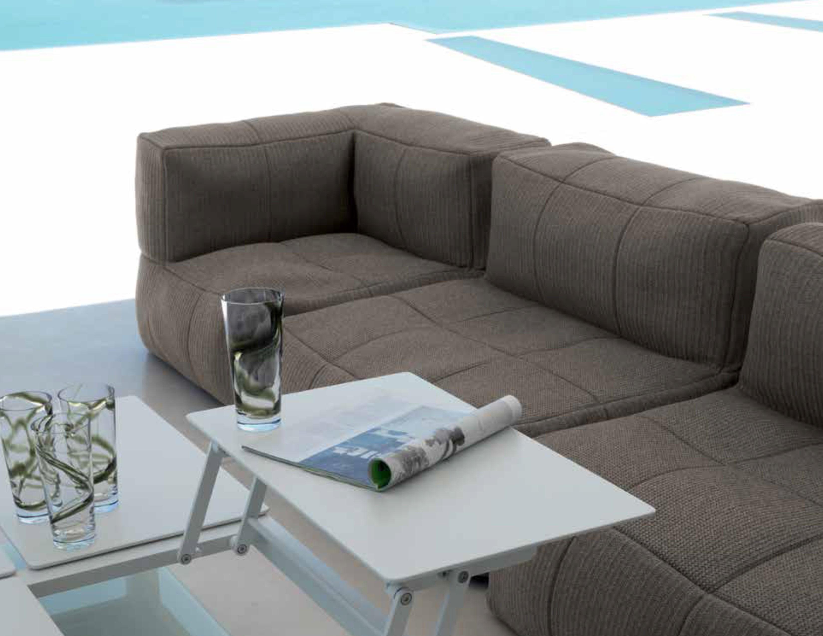 sunbrella fabric sectional sofas zanotta sofa bruce preis bella beanbag modular couture outdoor modern lounge bean bag luxury ibiza hotel contract design