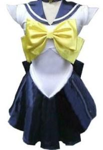 costume de sailor moon colesplay