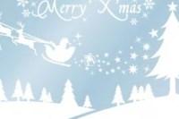 クリスマスシーズン到来!クリスマスの看板販促