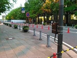 神奈川県庁舎のマッピング