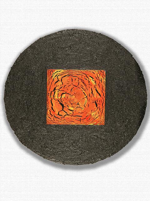 Orangés - Vertige - Diamètre : 74