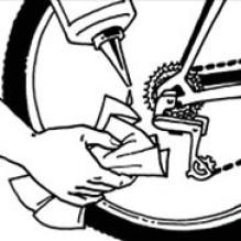 Les chiffons des Bricoleurs, industriels et tatoueurs