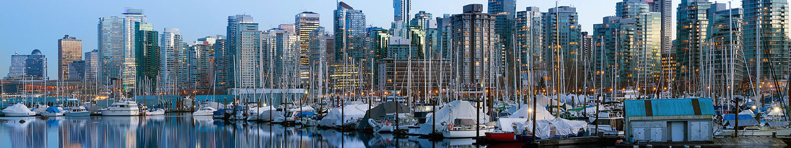 Coal Harbour Marina, Investing in Vancouver real estate
