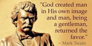 making God in our image