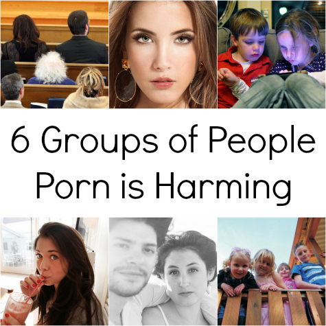 Porn is Harming