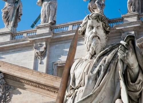 The apostle Paul crushes porn addiction