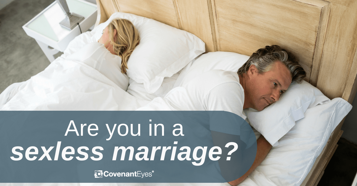 What to do about a sexless marriage