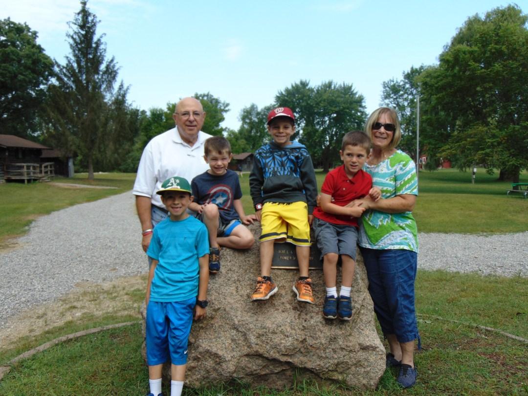 L'dor V'dor: Making Memories at Bubbie Zaydie Family Camp