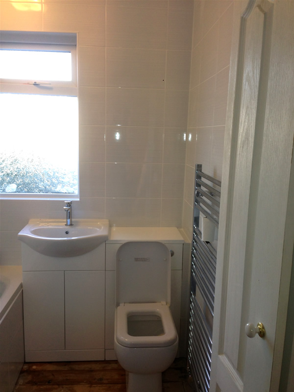 Another New Bathroom Fitted  Coventry Bathrooms