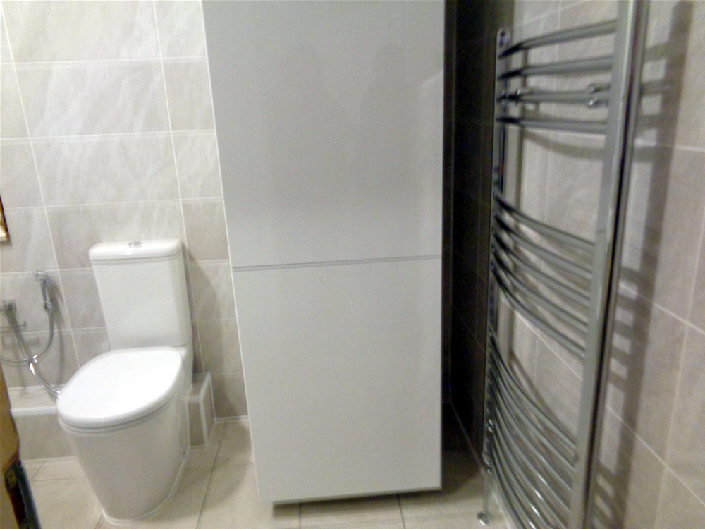 Coventry Bathrooms  Bathroom Boiler After