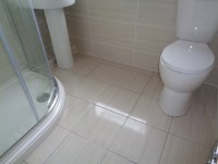 Coventry Bathrooms  Matching Floor and Wall Tiles