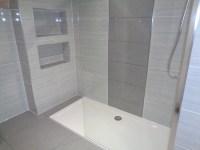 Convert ensuite bathroom to an ensuite Walkin shower room