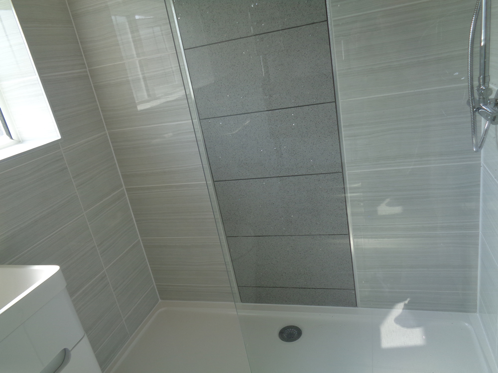 Bathroom Converted to Walk In Shower Allesley Coventry