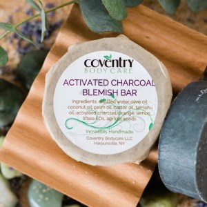 activated charcoal blemish bar 1 - Activated Charcoal Blemish Bar