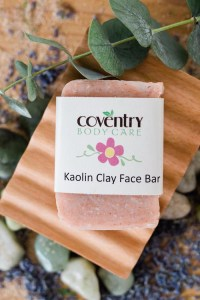 kaolin clay face bar handmade soap bar - kaolin-clay-face-bar-handmade-soap-bar