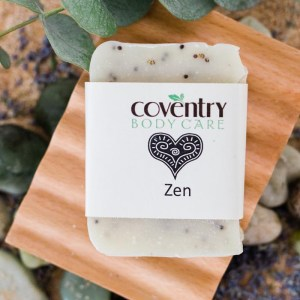 zen handmade soap bar - Zen Soap Bar