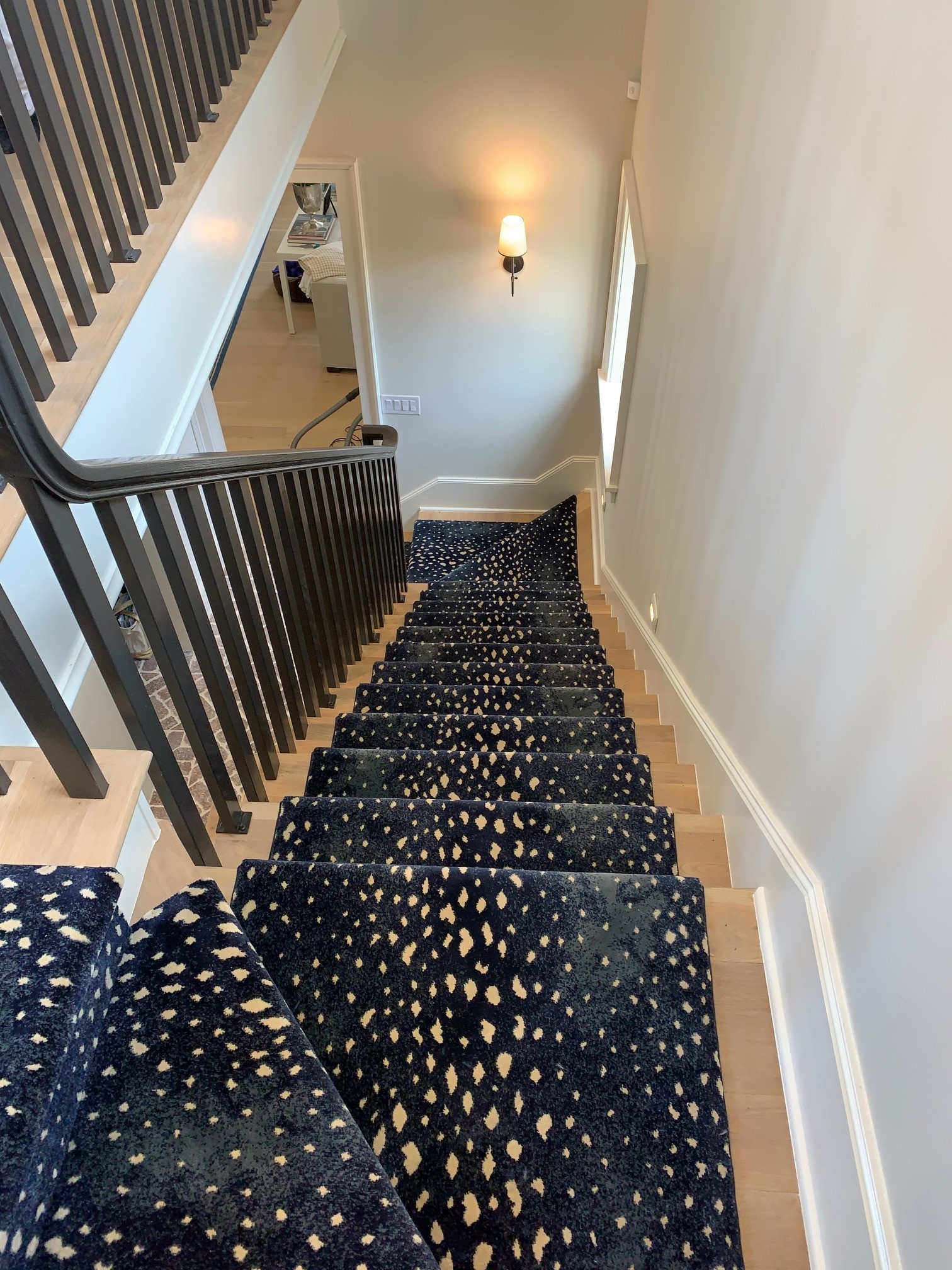 Custom Stair Runners Add Elegance To Your Home – Coventry Flooring | Carpet Cover For Stairs | Flooring | Stylish | Cheap | Diamond Pattern | Patterned