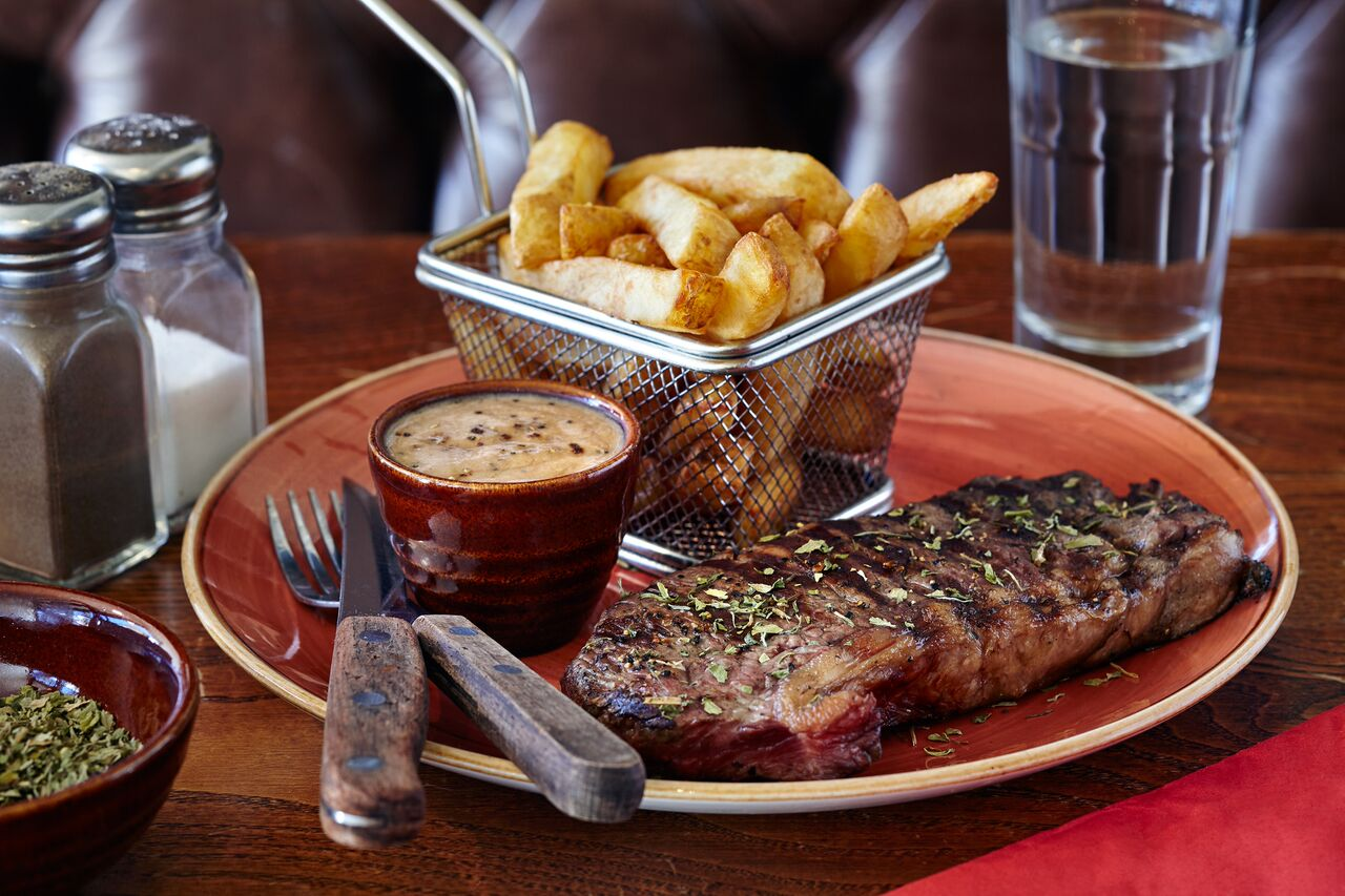 Central London Steak Restaurants