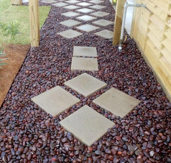 decorative pebbles - coverall stone