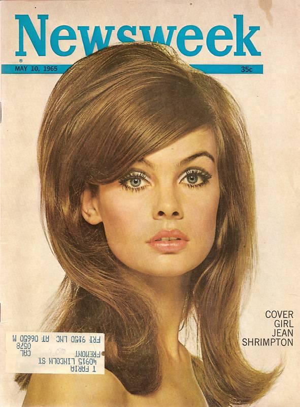 Newsweek May 10 1965 Jean Shrimpton