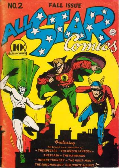 All-Star Comics #2
