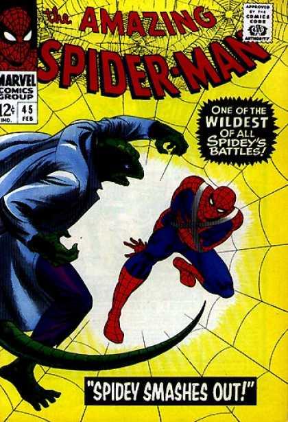 Amazing Spider-Man 45