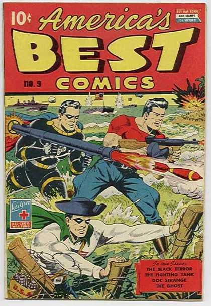 America's Best Comics 9