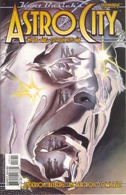 Astro City 18