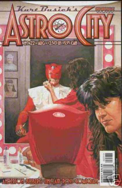 Astro City 22