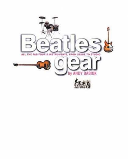 Beatles Book Covers