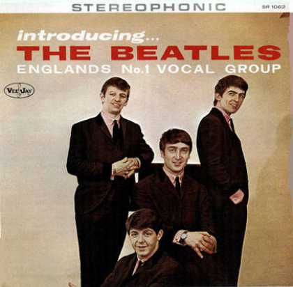 Beatles - The Beatles - Introducing The Beatles