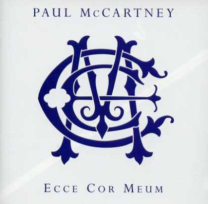 Beatles - Paul McCartney - Ecce Cor Meum