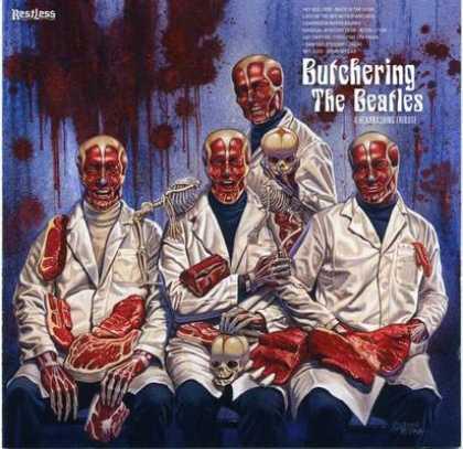 Beatles - Butchering The Beatles - A Headbashing Tribute
