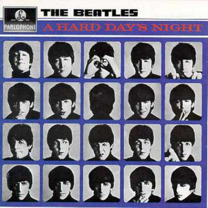 Beatles - The Beatles - A Hard Days Night
