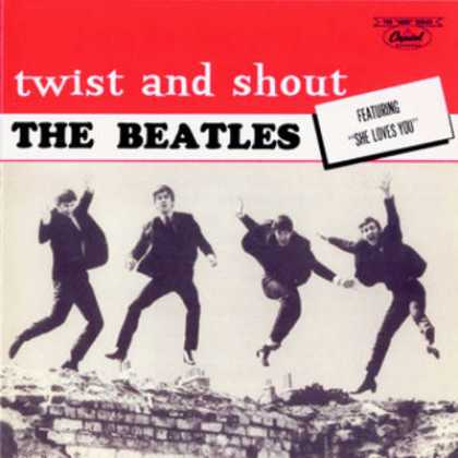 Beatles - The Beatles: Twist & Shout