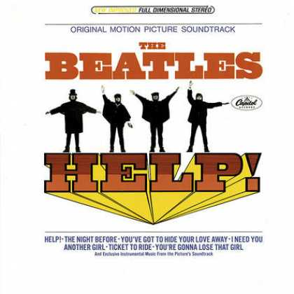 Beatles - Beatles - Help! (the Capitol Albums, Vol. 2, ...