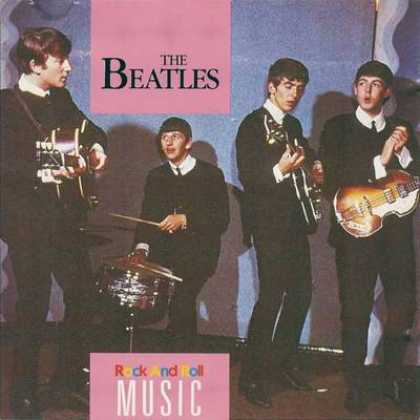 Beatles - The Beatles Rock And Roll Music