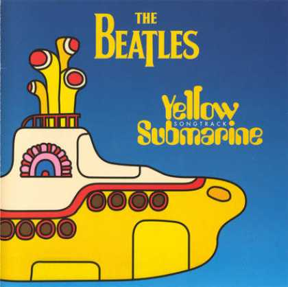 Beatles - Beatles - Yellow Submarine Songtrack (1)