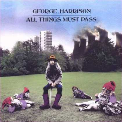 Beatles - George Harrison - All Things Must Pass