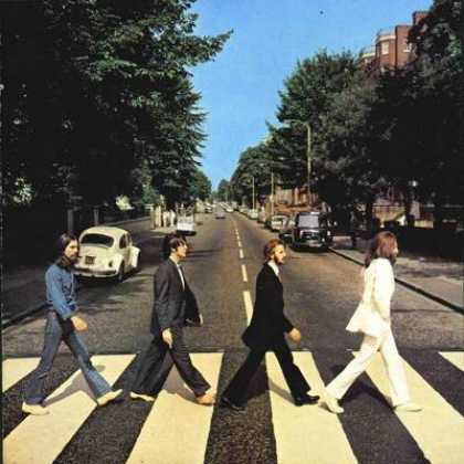 Beatles - The Beatles Abbey Road