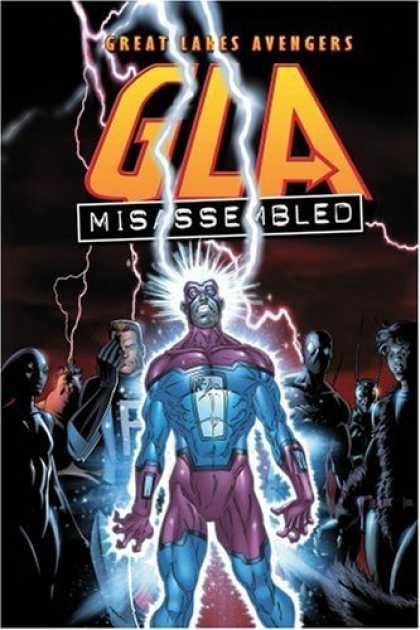 GLA: Misassembled