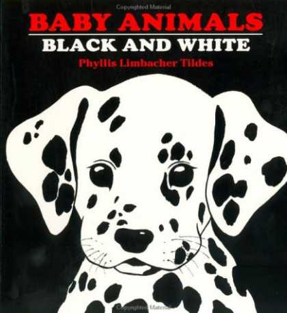 Books About Parenting - Baby Animals Black and White: Black and White