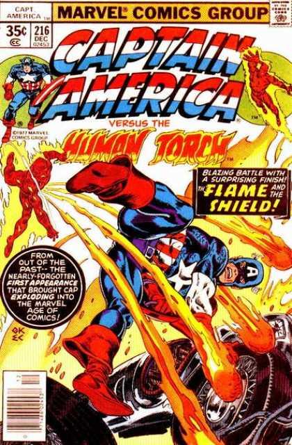 Captain America 216