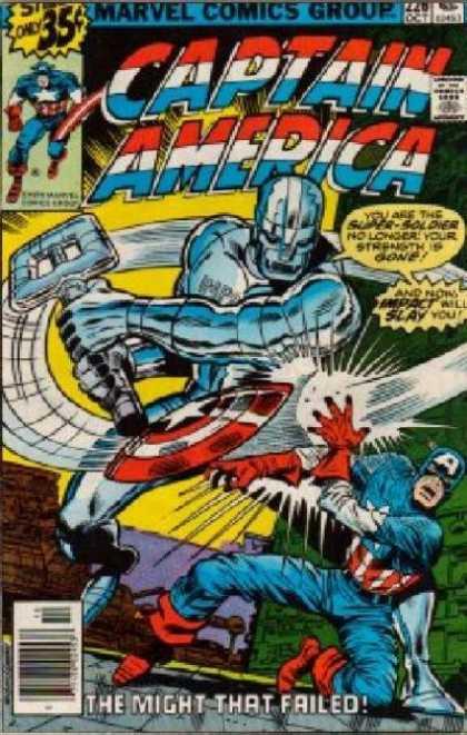 Captain America 226