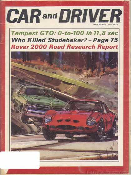 Car and Driver Covers