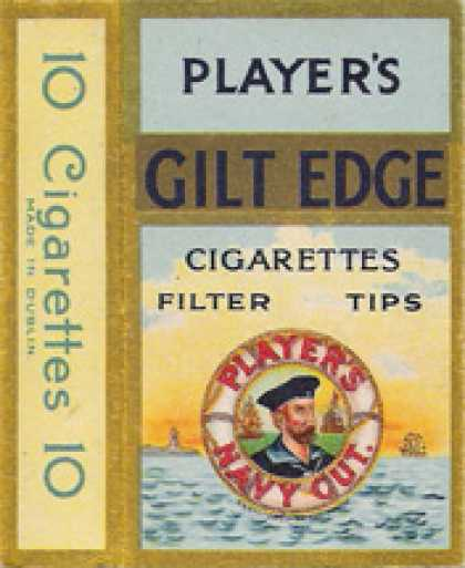 Cigarette Packs 216